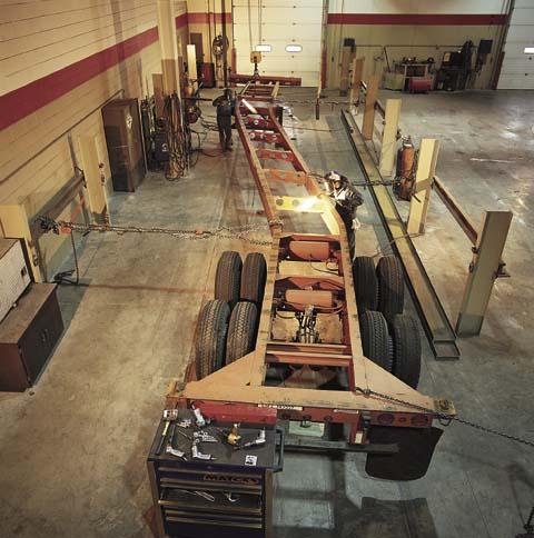 Mining Equipment Australia, Trailer & Transport Equipment Repairs