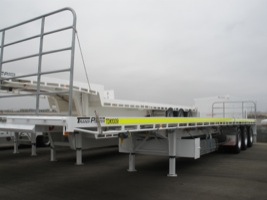 Flat Top / Drop Deck Trailer